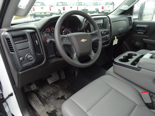 2017 Silverado 2500 Regular Cab, Harbor Service Body #CC81338 - photo 10