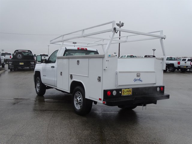 2017 Silverado 2500 Regular Cab, Harbor Service Body #CC81338 - photo 2