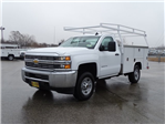 2017 Silverado 2500 Regular Cab, Harbor Service Body #CC81338 - photo 1
