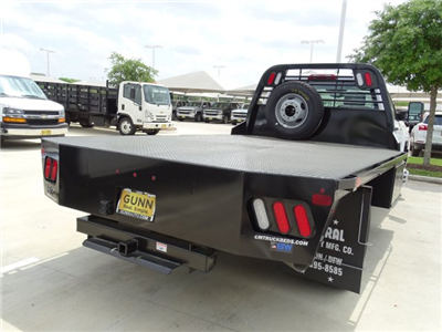 2018 Silverado 3500 Regular Cab DRW 4x4,  Platform Body #CC81352 - photo 7