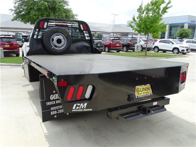 2018 Silverado 3500 Regular Cab DRW 4x4,  Platform Body #CC81352 - photo 2