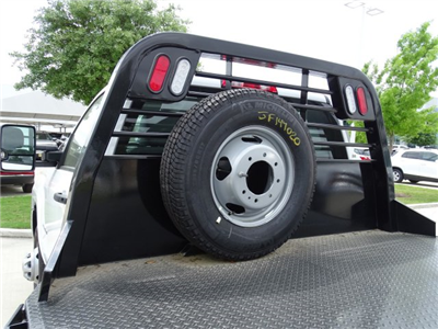 2018 Silverado 3500 Regular Cab DRW 4x4,  Platform Body #CC81352 - photo 9