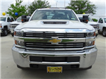 2018 Silverado 3500 Regular Cab DRW 4x4,  Platform Body #CC81352 - photo 11