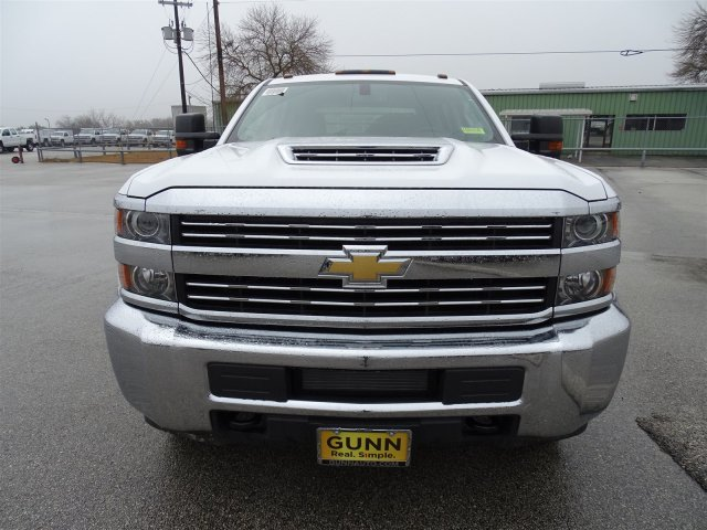 2018 Silverado 3500 Crew Cab DRW 4x4, CM Truck Beds Platform Body #CC81358 - photo 13