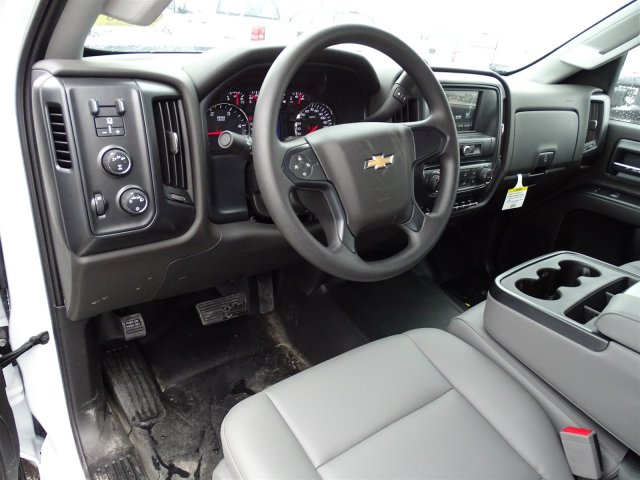 2018 Silverado 3500 Crew Cab DRW 4x4, CM Truck Beds Platform Body #CC81358 - photo 16