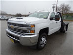 2018 Silverado 3500 Crew Cab DRW 4x4, CM Truck Beds Platform Body #CC81358 - photo 1