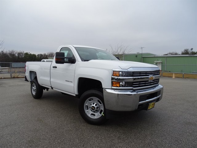 2018 Silverado 2500 Regular Cab 4x2,  Pickup #CC81366 - photo 3