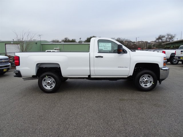 2018 Silverado 2500 Regular Cab 4x2,  Pickup #CC81366 - photo 4