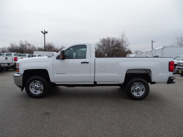 2018 Silverado 2500 Regular Cab 4x2,  Pickup #CC81366 - photo 8