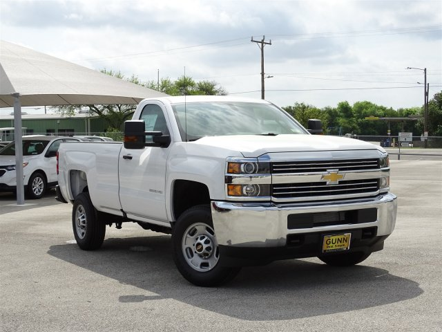 2018 Silverado 2500 Regular Cab 4x2,  Pickup #CC81390 - photo 3
