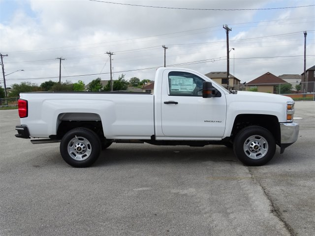 2018 Silverado 2500 Regular Cab 4x2,  Pickup #CC81390 - photo 4