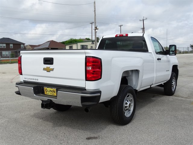 2018 Silverado 2500 Regular Cab 4x2,  Pickup #CC81390 - photo 5