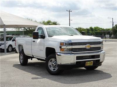 2018 Silverado 2500 Regular Cab,  Pickup #CC81390 - photo 3