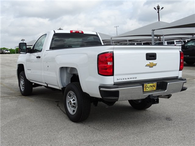 2018 Silverado 2500 Regular Cab,  Pickup #CC81390 - photo 2