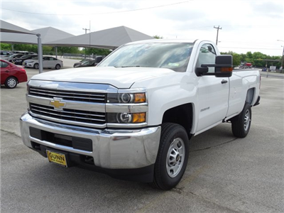 2018 Silverado 2500 Regular Cab,  Pickup #CC81390 - photo 1