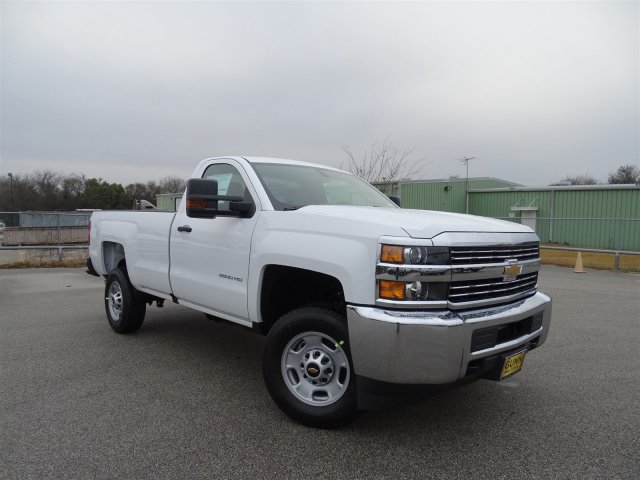2018 Silverado 2500 Regular Cab 4x2,  Pickup #CC81394 - photo 3