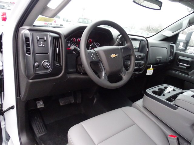 2018 Silverado 2500 Regular Cab 4x2,  Pickup #CC81394 - photo 12