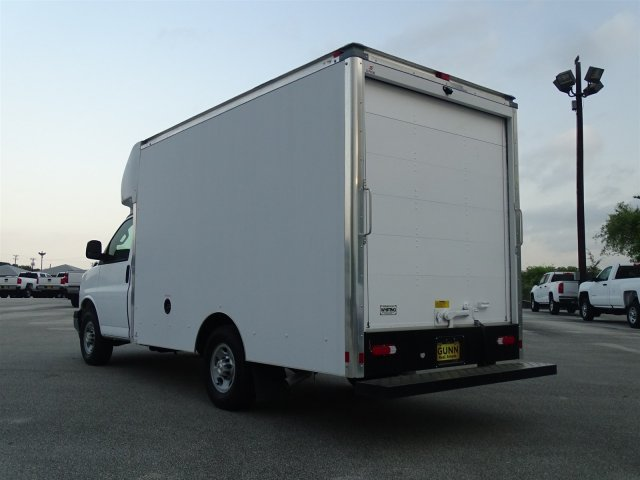 2018 Express 3500, Supreme Spartan Cargo Cutaway Van #CC81514 - photo 2