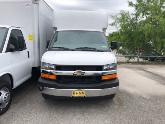2018 Express 3500, Supreme Spartan Cargo Cutaway Van #CC81514 - photo 21