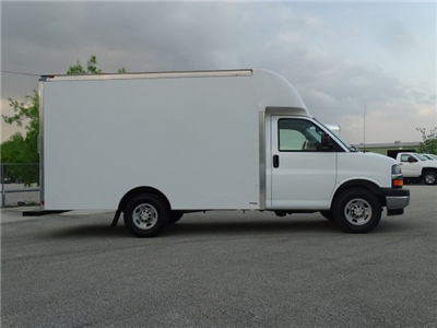 2018 Express 3500, Supreme Spartan Cargo Cutaway Van #CC81514 - photo 4