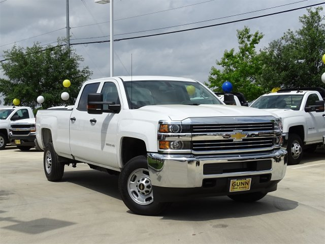 2018 Silverado 2500 Crew Cab, Pickup #CC81584 - photo 3