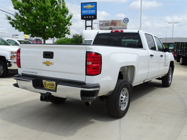 2018 Silverado 2500 Crew Cab, Pickup #CC81584 - photo 5