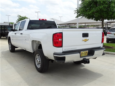 2018 Silverado 2500 Crew Cab, Pickup #CC81584 - photo 2
