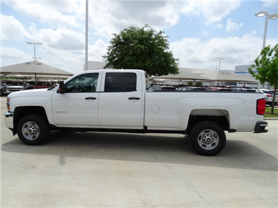 2018 Silverado 2500 Crew Cab, Pickup #CC81584 - photo 8