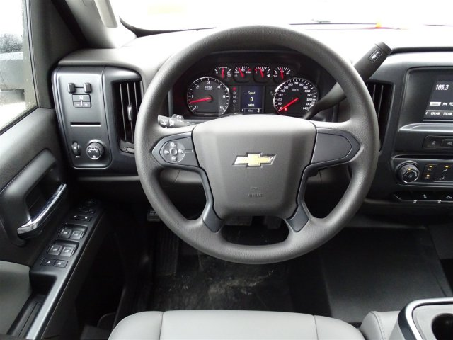 2018 Silverado 2500 Crew Cab 4x2,  Harbor Service Body #CC81599 - photo 17