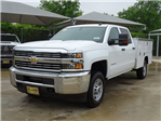 2018 Silverado 2500 Crew Cab 4x2,  Harbor Service Body #CC81599 - photo 1