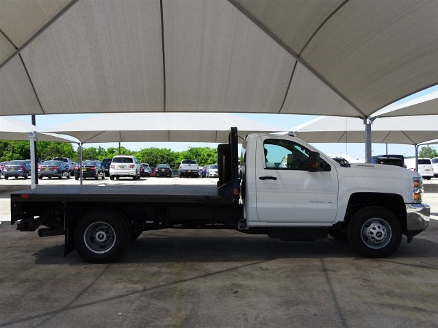 2018 Silverado 3500 Regular Cab DRW 4x4,  CM Truck Beds Platform Body #CC81600 - photo 8