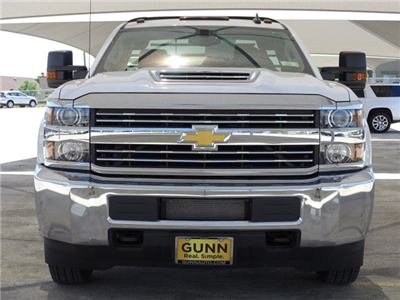 2018 Silverado 3500 Regular Cab DRW 4x4,  CM Truck Beds RD Model Platform Body #CC81601 - photo 4