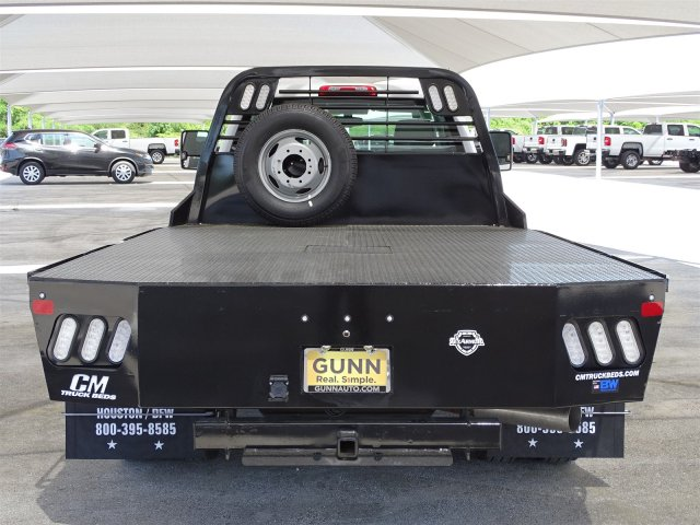 2018 Silverado 3500 Regular Cab DRW 4x4,  CM Truck Beds Platform Body #CC81602 - photo 6