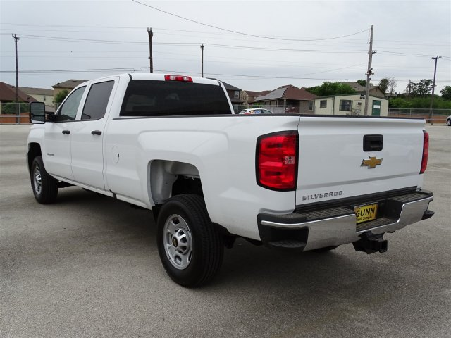 2018 Silverado 2500 Crew Cab, Pickup #CC81628 - photo 2