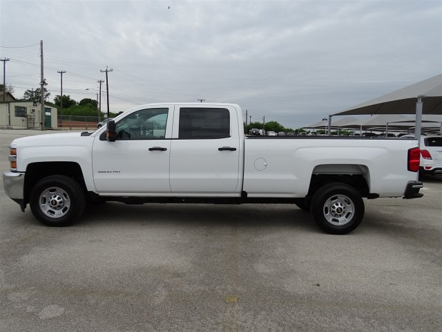 2018 Silverado 2500 Crew Cab, Pickup #CC81628 - photo 8
