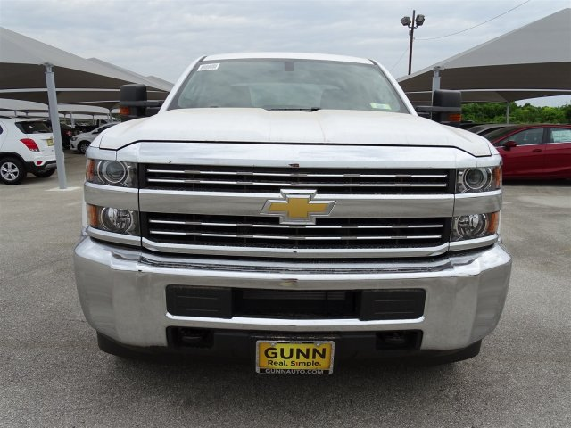 2018 Silverado 2500 Crew Cab, Pickup #CC81628 - photo 9