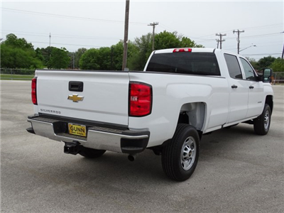 2018 Silverado 2500 Crew Cab, Pickup #CC81628 - photo 5