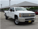 2018 Silverado 2500 Crew Cab, Pickup #CC81628 - photo 3