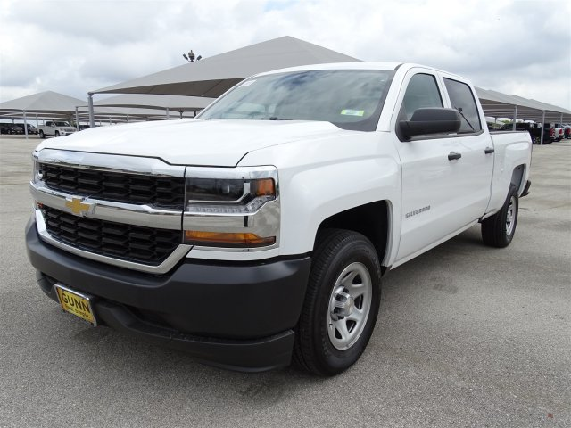 2018 Silverado 1500 Crew Cab 4x2,  Pickup #CC81649 - photo 1