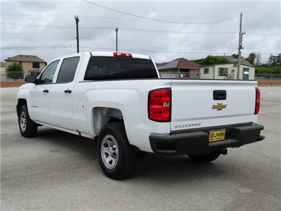2018 Silverado 1500 Crew Cab 4x2,  Pickup #CC81649 - photo 2