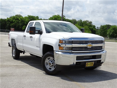 2018 Silverado 2500 Double Cab,  Pickup #CC81650 - photo 3