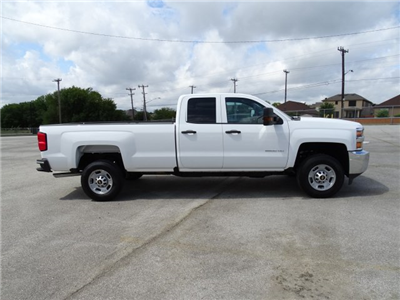 2018 Silverado 2500 Double Cab,  Pickup #CC81650 - photo 4