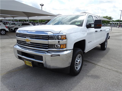 2018 Silverado 2500 Double Cab,  Pickup #CC81650 - photo 1