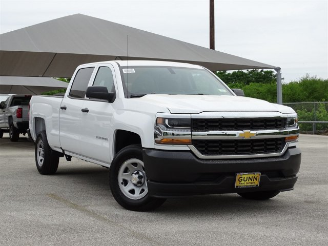 2018 Silverado 1500 Crew Cab, Pickup #CC81652 - photo 3