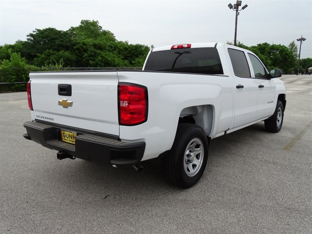 2018 Silverado 1500 Crew Cab, Pickup #CC81652 - photo 5