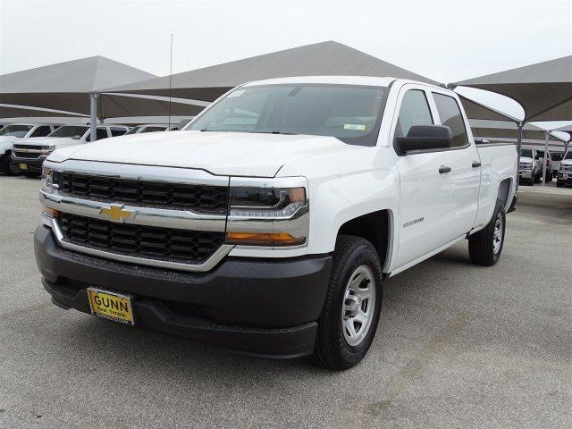 2018 Silverado 1500 Crew Cab, Pickup #CC81652 - photo 1