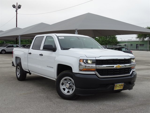 2018 Silverado 1500 Crew Cab, Pickup #CC81663 - photo 3