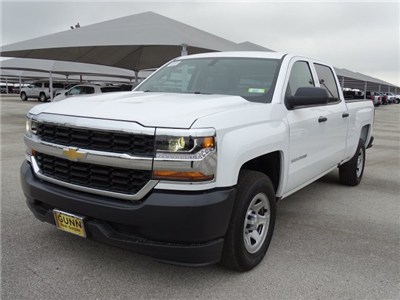 2018 Silverado 1500 Crew Cab, Pickup #CC81663 - photo 1
