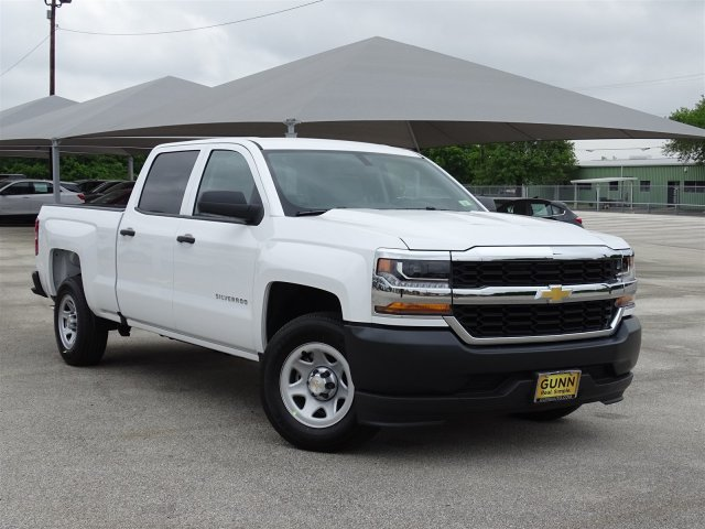 2018 Silverado 1500 Crew Cab 4x2,  Pickup #CC81689 - photo 3