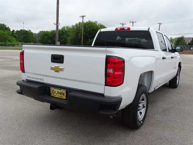 2018 Silverado 1500 Crew Cab 4x2,  Pickup #CC81689 - photo 5